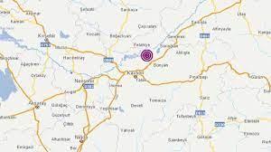 Kayseri'de deprem mi oldu, nerede, kaç şiddetinde? 4 Ağustos son depremler  listesi... - Güncel Haberler Milliyet