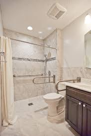 Handicap Bathroom Remodel Stylish Inspiration Ideas Handicap Accessible Bathroom Design 3 Of