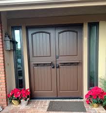 double dutch doors custom designed