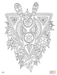 Small Picture Zentangle coloring pages Free Coloring Pages