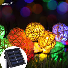 Aliexpresscom  Buy Solar Led String Lights 5M 20LEDs Crystal Cheap Solar Fairy Lights