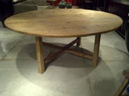rustic round dining table. Fresh Ideas Round Rustic Dining Table Lofty Design Room With Driftwood French A