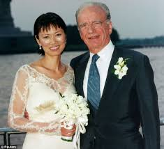 Tony Blair and Wendi Deng 'fed each other and he went into her bedroom' |  Daily Mail Online