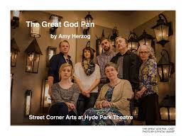 The Great God Pan | CTX Live Theatre