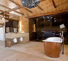 contemporary rustic bathrooms. Beautiful Bathrooms Contemporary And Rustic Styles Meet Inside This Austrian Bathroom  Design AREA Handelsgesellschaft MbH For Rustic Bathrooms R