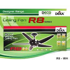 r8 series ceiling fan