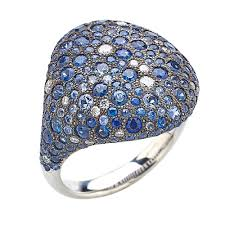 Le Feu Ring Blue