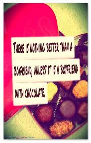 Chocolate Love Quotes Interesting Love And Chocolate
