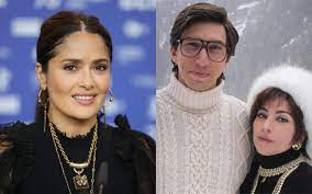 May 23, 2021 · marvel's eternals star salma hayek has been filming the gucci movie, titled house of gucci, alongside legendary popstar and a star is born actress lady gaga, and she has nothing but praise for her. Salma Hayek Joins Ridley Scott S House Of Gucci Cinema Express