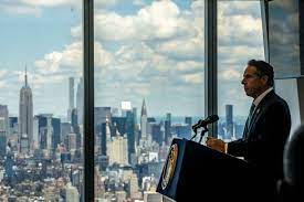 The end of Cuomo's war with New York ...