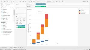 Stacked Waterfall Chart Powerpoint Stacked Waterfall Chart Tableau