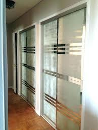 fashionable frosted glass closet doors sliding glass closet doors hallway distinctive frosted door image knobs tempered fashionable frosted glass closet