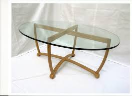 creative of coffee table glass replacement with for patio decor collection oval ta glasgow