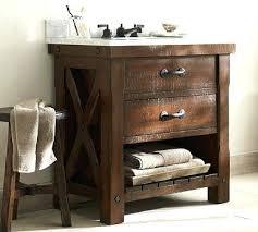 Elegant Rustic Bathroom Vanity Or Rustic Bathroom Vanity Color Ideas