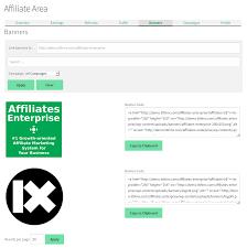 Affiliates Enterprise | itthinx
