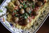 all day spaghetti and meatballs
