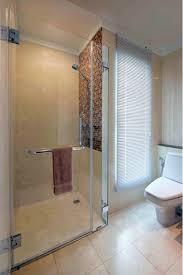 d8acf090h gs frameless shower room opening door 8 mm hygiene cube hygiene easy glass