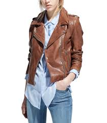admiry women biker leather jackets1