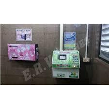Napkin Vending Machine Adorable Napkin Vending Machine Incinerator Sanitary Napkin Destroyer