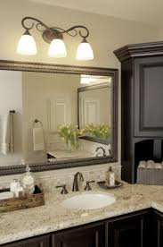 bathroom lighting over vanity.  vanity elegant bathroom light fixtures over large vanity mirror with lighting n