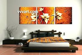 wall art set 3 piece beautiful inspiration canvas panels flowers trees target floral orange painted petals on star wars wall art target with wall art set 3 piece beautiful inspiration canvas panels flowers