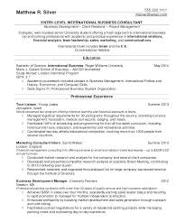 Graduate Student Resume Delectable Sample Resume For Graduate Student Graduate Student Resume Example