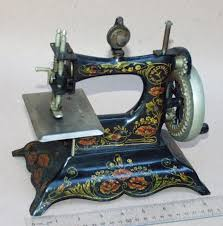 Antique Toy Sewing Machine Value