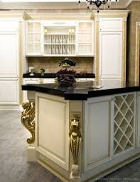 kitchen design cabinets traditional light: traditional two tone kitchen cabinets from kitchen design ideasorg