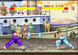 street fighter 30th anniversary collection contains every street