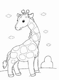 111 Dessins De Coloriage Girafe Imprimer
