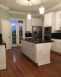 Love My Kitchen Color Sherwin Williams Silver Strand Light Blue