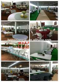 round fold up tables lightweight plastic white round table for banquet dinning catering tables fold