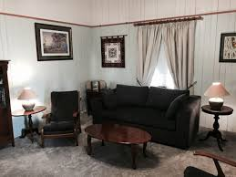 living room with black furniture. Curtains Living Room Black Furniture Carpet With T