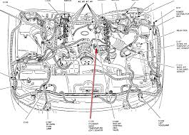 lincoln town car engine diagram lincoln wiring diagrams online