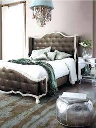 old hollywood bedroom furniture. Hollywood Glam Bed Glamorous Regency Bedroom Furniture Old G