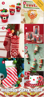 Diy Christmas Party Favors Ideas