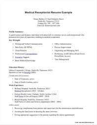 Example Objective For Resume Medical Secretary Resume Sample Objective Resume Resume 87