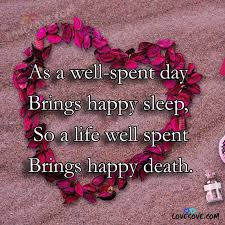 Sad Quotes About Life Awesome As A WellSpent Day Sad Life Quotes Wallpaper