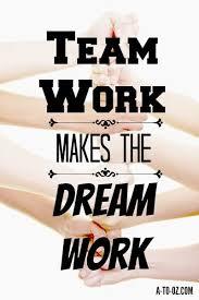 Dream Team Quotes Best of Teamwork Makes The Dream Work Motivation Pinterest Teamwork