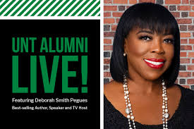 UNT Alumni Live! with Deborah Smith Pegues | UNT Alumni Association