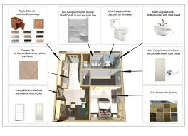 Floor Plans And Cost To Build Container House Design - 600 sq ft house interior design