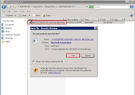 install net framework v4 5