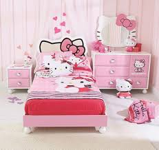 Kids Room: Small Hello Kitty Bedroom For Kids - Hello Kitty