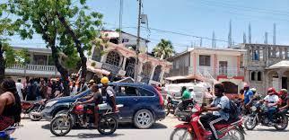 Powerful quake adds to Haiti's misery ...