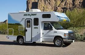 Small Picture Cruise America Compact RV Rental Model