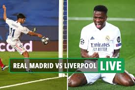 Real Madrid vs Liverpool FREE: Live stream, TV channel, kick-off time, team  news - Path of Ex