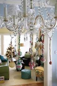 decorating chandeliers for photos
