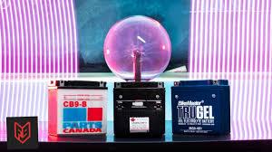 Best Motorcycle Battery Lead Acid V Agm V Gel V Lithium