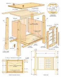 Image Woodworking Plans Japanese Cabinet Plans Japanese Cabinet Plans Woodarchivist Japanese Cabinet Plans Woodarchivist