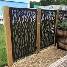garden screen. Nature Garden Screen R